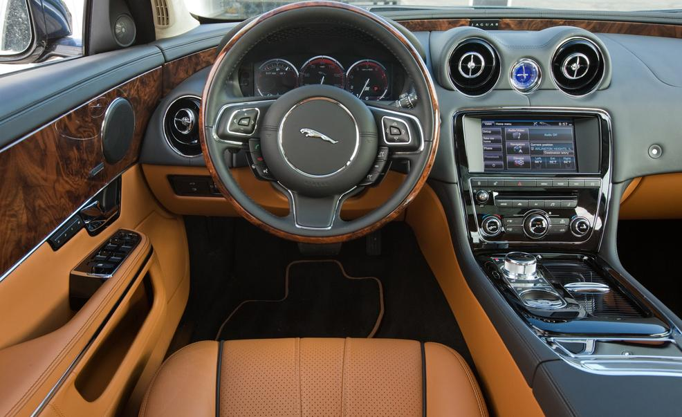 Lease jaguar xj