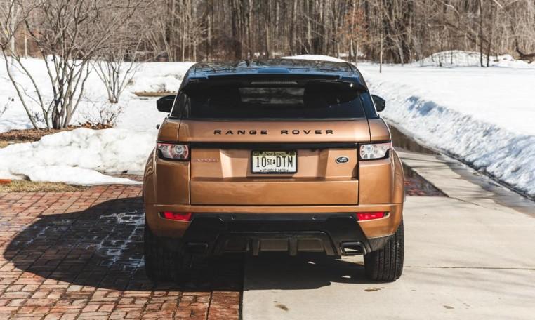 2018 Land Rover Range Rover Evoque New Auto Group Auto