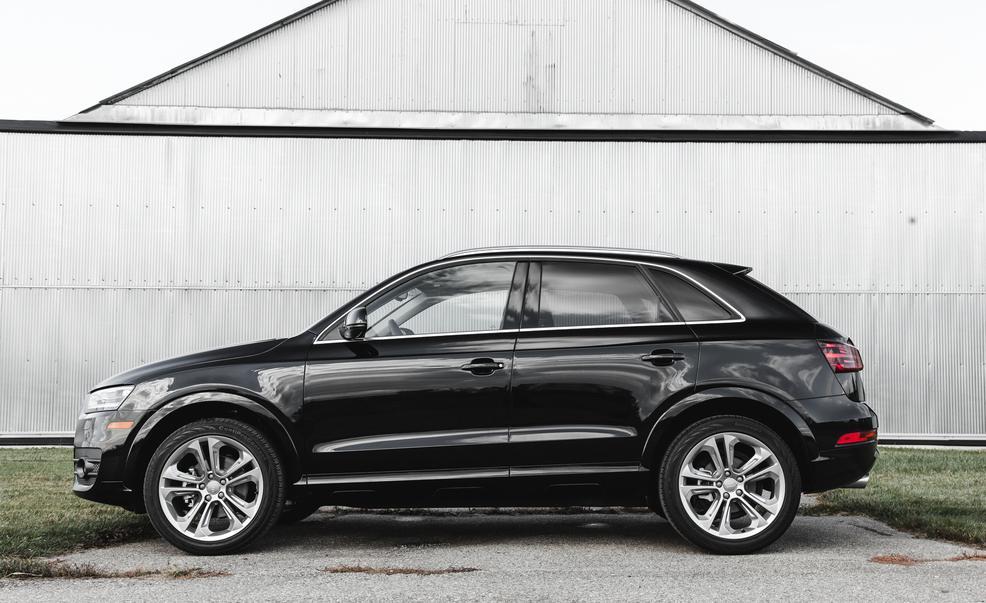 Leasing Auto Audi Q3 Idea Di Immagine Auto