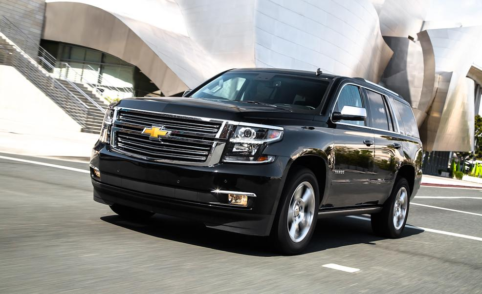 2018 Chevrolet Tahoe | New Auto Group - Auto Leasing ...