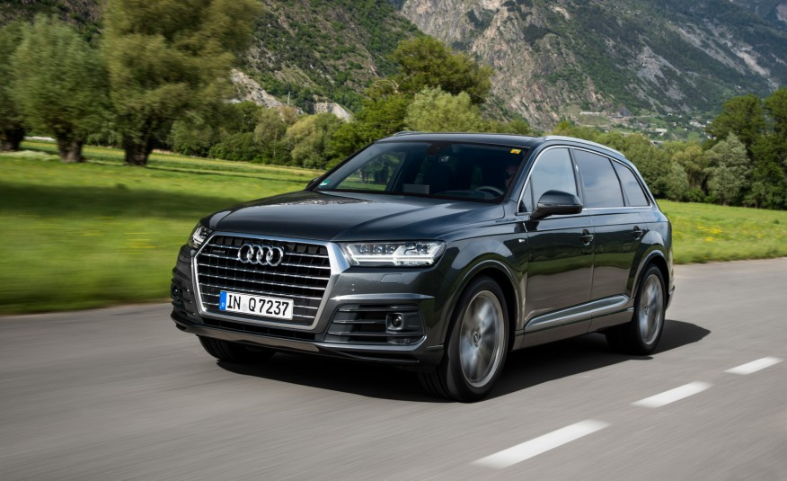 2018 Audi Q7 New Auto Group Auto Leasing Sales Early