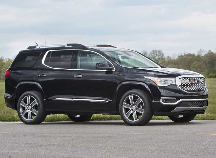 2018 Gmc Acadia New Auto Group Auto Leasing Sales